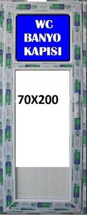 70 x 200 WC Banyo Kapısı