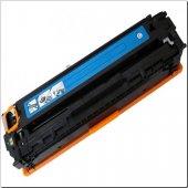 HP CB541A MAVİ MUADİL TONER (125A) CP1215, CP1525