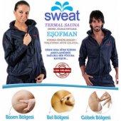 Sweat Termal Sauna Eşofman