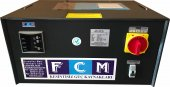15 kVA Regülatör Monofaze Servo Sistem