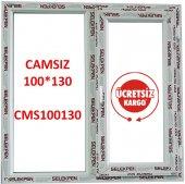 EN 100X130 BOY PENCERE-CAMSIZ