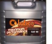 Lubco Gear Oil 90 Asansör Dişli Kutu Yağı 16lt Tnk
