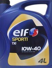 Elf Sporti TX1 10W-40 4LT