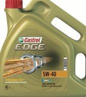 CASTROL EDGE 5W40 4LT