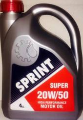 Sprint Süper 20w50 4lt(Benzin Dizel Lpg Uyumlu)