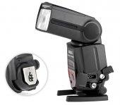 Canon EOS içn MeiKe MK600 HSS Speedlite Flaş-5