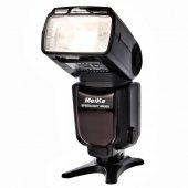 Nikon için MeiKe MK900 i-TTL Speedlite Flaş-9