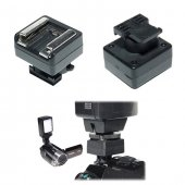 Canon Video Kameralar İçin Mini Hot Shoe Adaptörü