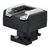 Canon Video Kameralar İçin Mini Hot Shoe Adaptörü-2