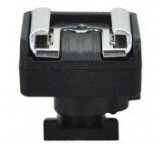 Canon Video Kameralar İçin Mini Hot Shoe Adaptörü-3