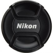 Nikon 52mm Snap On LENS KAPAĞI, OBJEKTİF KAPAĞI