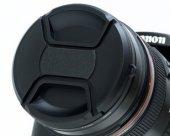Canon 58mm Snap On LENS KAPAĞI, OBJEKTİF KAPAĞI-4