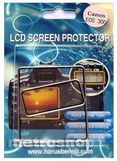 CANON 30D İÇİN İKİLİ LCD EKRAN KORUYUCU KAPAK