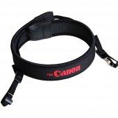 Canon Fotoğraf Makineler İçin Neoprene Omuz Boyun Askısı