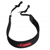 Canon Fotoğraf Makineler İçin Neoprene Omuz Boyun Askısı-2