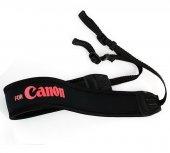 Canon Fotoğraf Makineler İçin Neoprene Omuz Boyun Askısı-3
