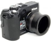 Nikon Coolpix P6000 İçin Lens Adaptör Tüpü 46mm-4