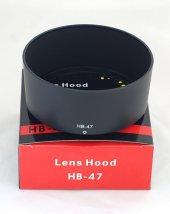 Nikon AF-S 50mm f/1.4 LENS İÇİN HB-47 PARASOLEY-2