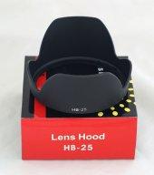 Nikon AF 24-85 / 24-120 LENS İÇİN HB-25 PARASOLEY-2