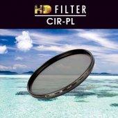 HOYA 58mm HD DIGITAL CPL POLARİZE FİLTRE-3
