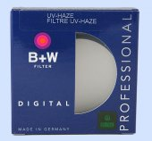 B+W 67mm UV HAZE 010 F-PRO Filter - Brass Single Coated-2