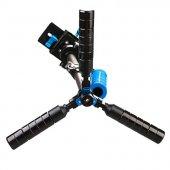 DSLR ve Kameralar içn Carbon Stabilizer Steadicam S-43C-7