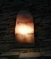 Çankırı Kristal Doğal Tuz Lambası 4Kg-2
