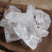1 Kg Sole Ve Cep İçin Kristal Dökme Çankırı Kaya Tuzu