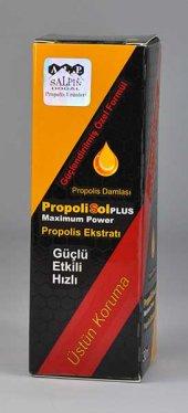 Sıvı Propolis Solüsyonu Alkolsüz 10ml 20 Ml 30 Ml