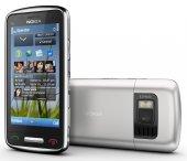 Nokia C6 01 Metal Kasa Cep Telefonu