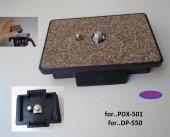 Pdx 501 Plate Pdx 501 Plate Pdx 501 Tripod İçin Plate