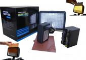 T170 Led Kamera Tepe Lambası, Led Işık