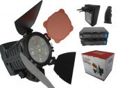 Sanger S5006 6 Led Kamera Led Işığı, Led Lamba