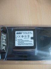 Pdx Vbn260 Kamera Bataryası, Pil