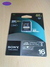 Sony 16gb Hd Video Hafıza Kartı