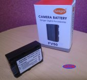 Sony Np Fv50 Kamera Bataryası