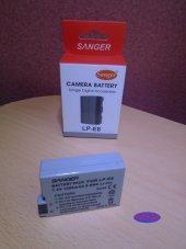 Canon 550d, 600d, 650d, 700d Batarya Pil