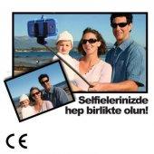 Automix Şarjsız Selfie Çubuğu