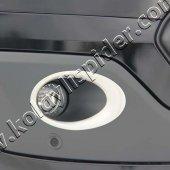 Spider Ford Custom(2013) Krom Sis Farı Çerçevesi 2 Prç