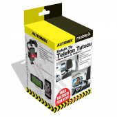 Automix Telefon Tutucu Kafalık Tip 39638