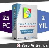 Dev Secure 25pc, 2yıl Masaüstü Yerli Antivirüs