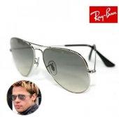 Ray-Ban Rb3025 003/32 58 Aviator Unisex Güneş Gözlüğü-3