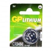 Lityum Pil 3v Cr 2450 Gp