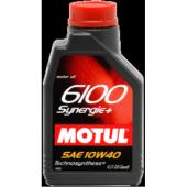 Motul 6100 Synergie+ 10w 40 Motor Yağı 1 Litre