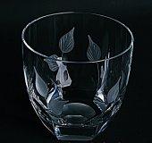 Decostyle Kristal Dekor Yaprak Viski Bardağı 1...