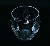 Decostyle Kristal Dekor Wiski Bardağı 1 Adet