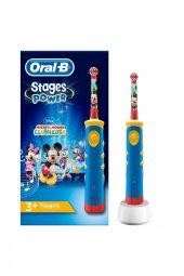 Oral B D10 Mickey Çocuklar İçin Şarjlı Diş...