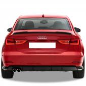 Audi A3 8v Sedan Rs3 Votex Bagaj Üstü Spoiler