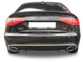 Audi A4 B8 Makyajlı Rs4 Egzoz Görünümlü Difüzör