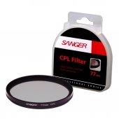 77mm Cpl Filtre Polarize Filtre